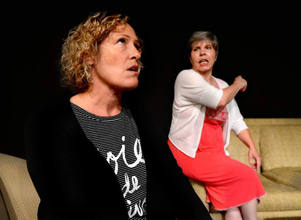 Channeling Chekhov: Theatre Baton Rouge to present Christopher Durang's Tony winner on sibling rivalry _lowres