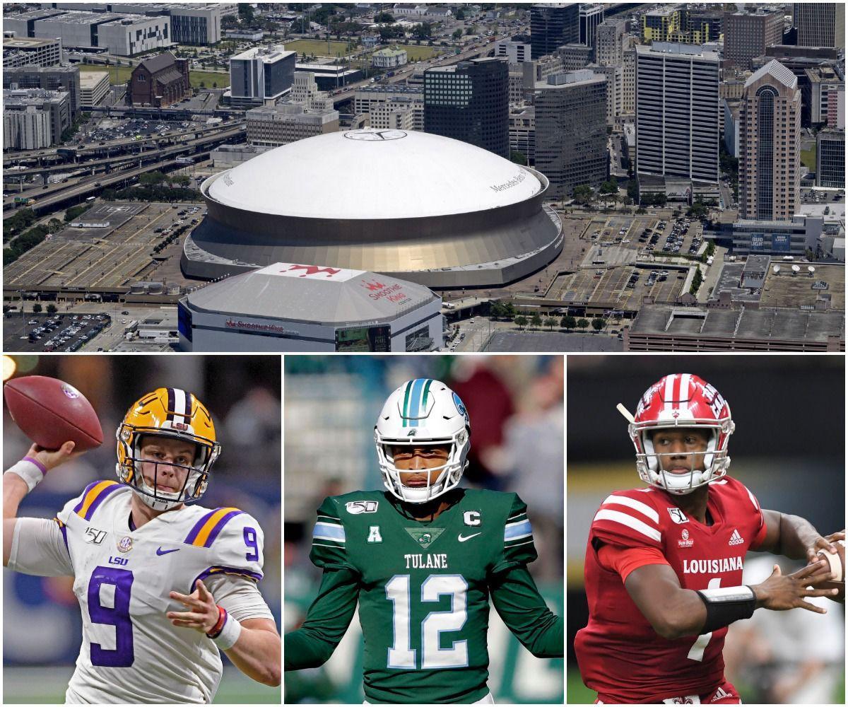 Louisiana college football postseason 2019