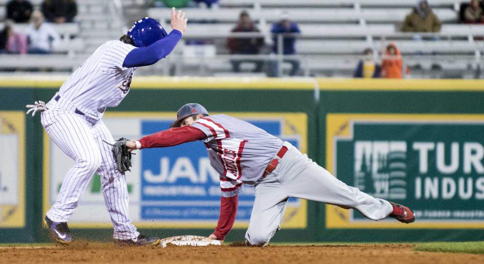 Paul Mainieri on LSU's stunning loss to Nicholls State: 'I don't think we tried hard enough, really' _lowres
