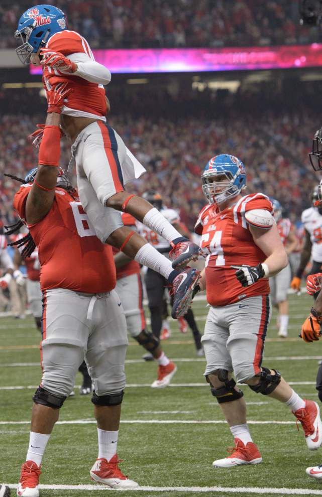 Photos: Big smiles, big plays, big celebration as Ole Miss wins Sugar Bowl, downs Oklahoma State _lowres