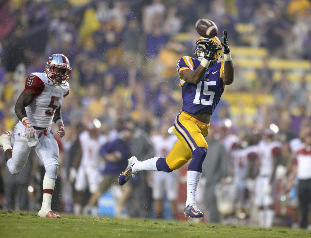 Starry night: LSU, Bama recruiting success results in an NFL showcase between star-filled lineups _lowres