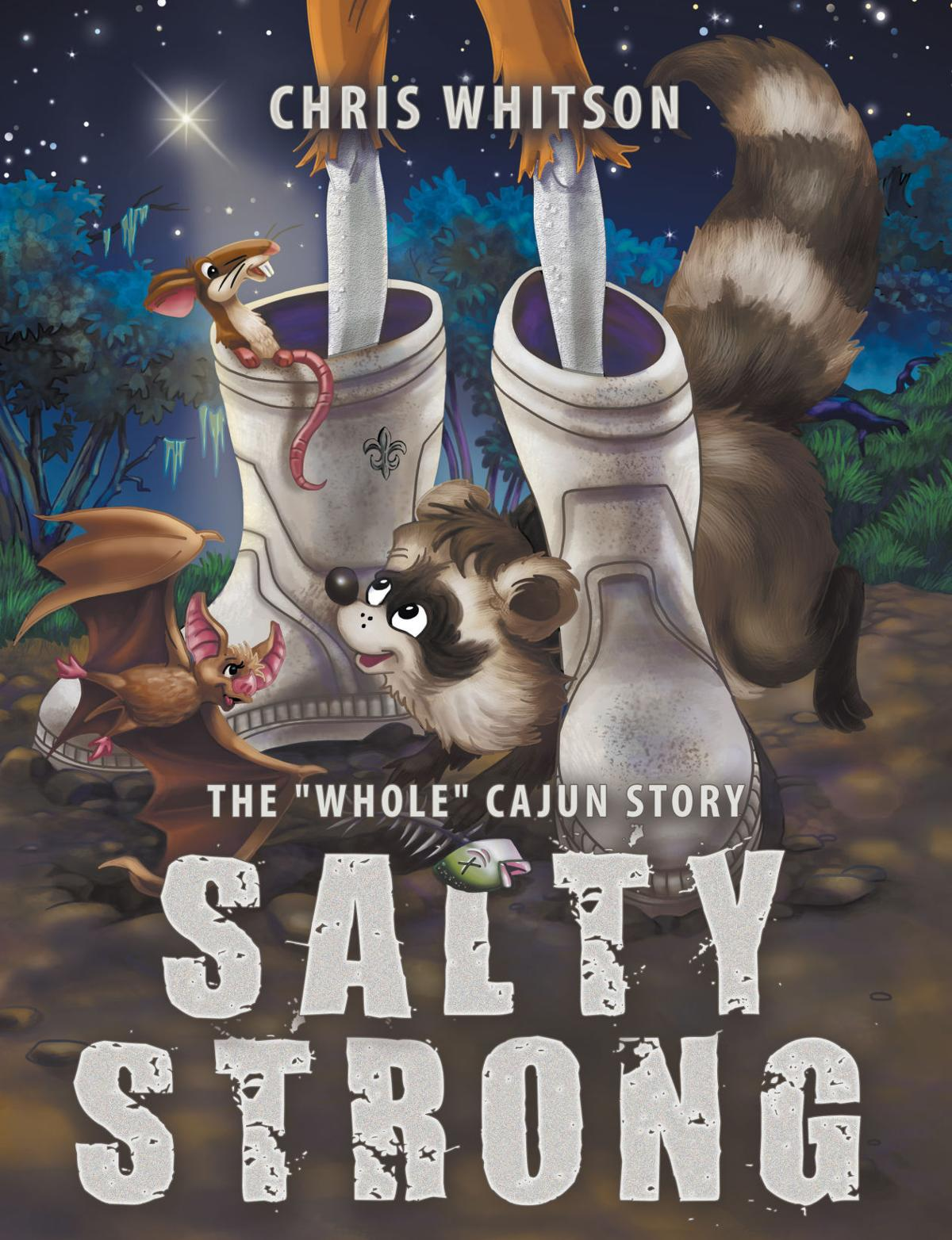 Salty Strong bookcover