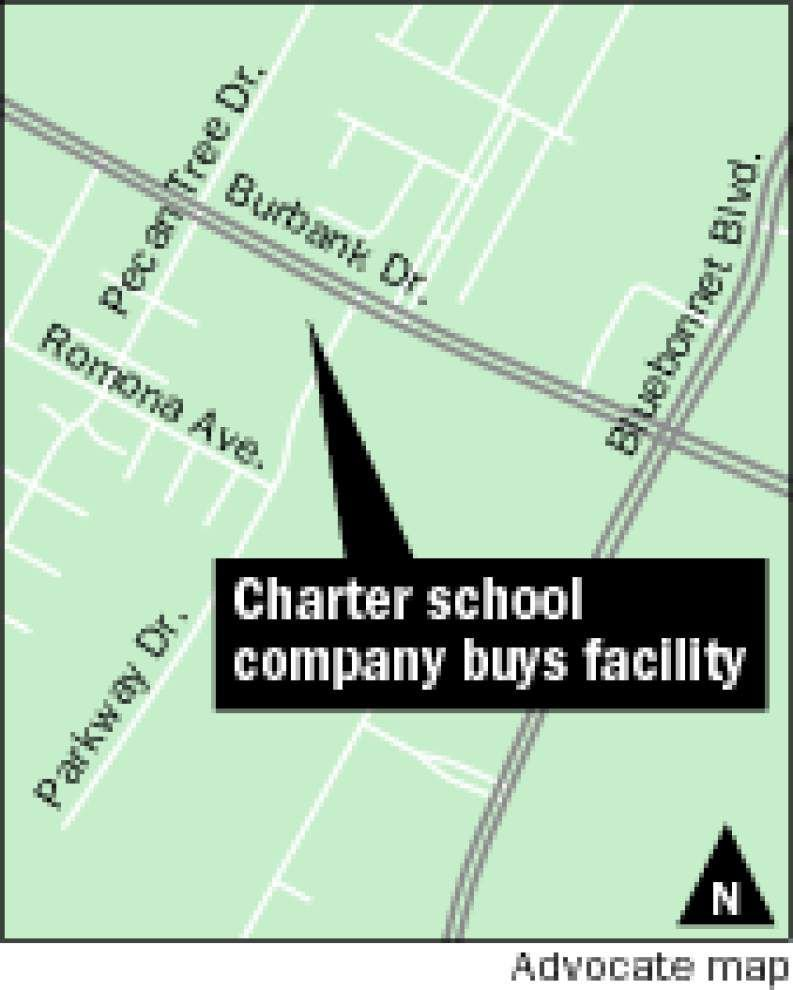 Charter school company buys school site _lowres