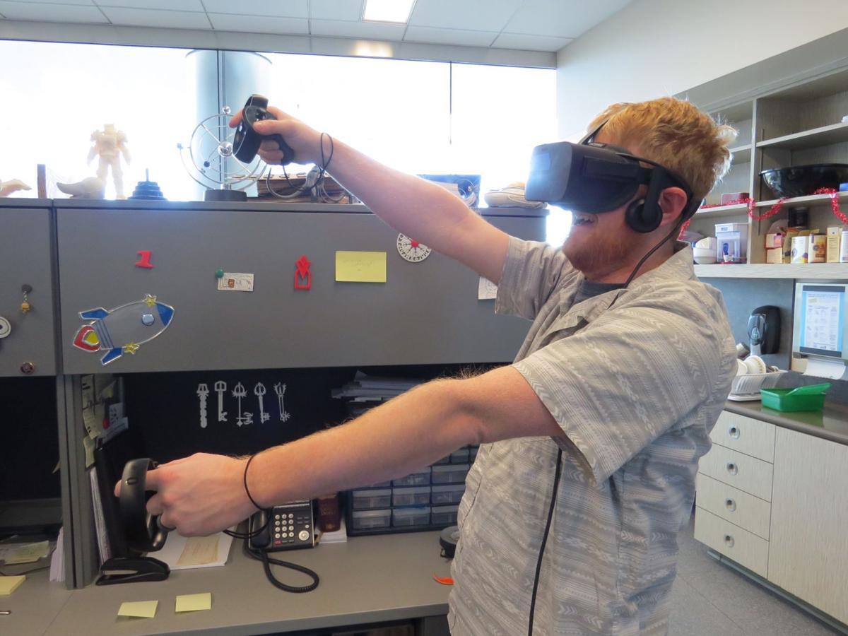 VR demonstration