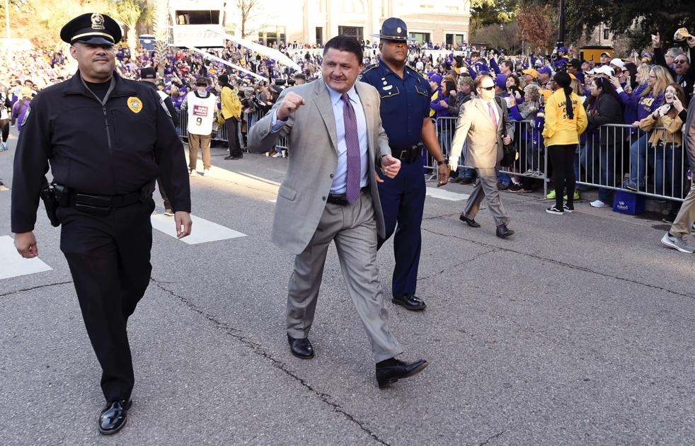 How will Ed Orgeron's departure affect LSU's recruiting class? Players and experts weigh in - The Advocate