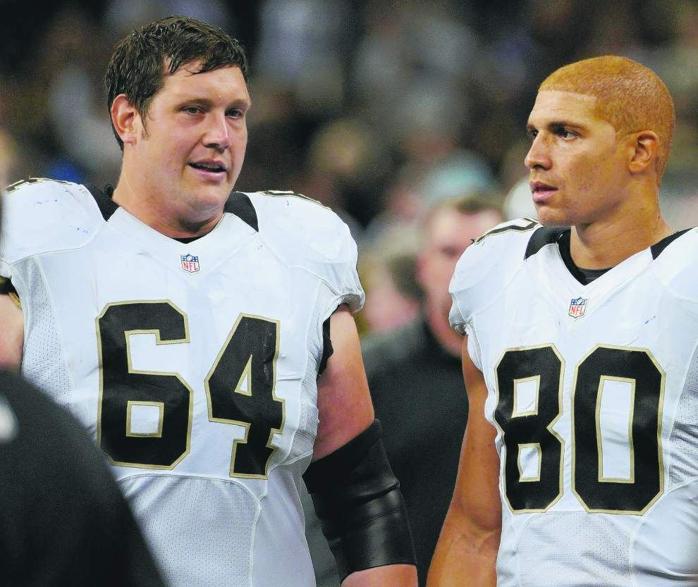 A decade later, Saints' 7th-round pick Zach Strief still a rock along offensive line _lowres