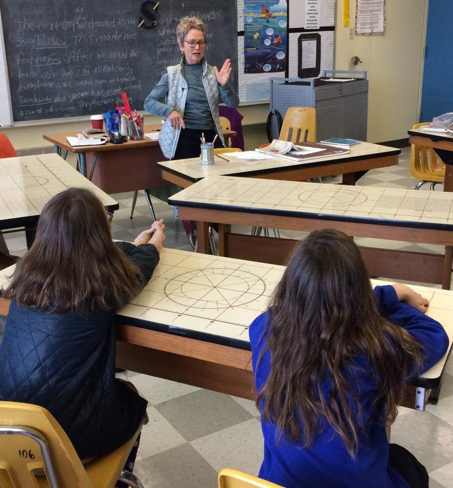 Poet laureate visits Bains Elementary _lowres