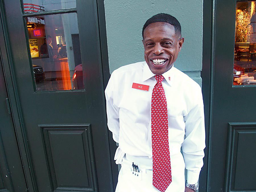 """3-course interview: Isaiah """"Ike"""" Jackson Jr., server and actor_lowres"""