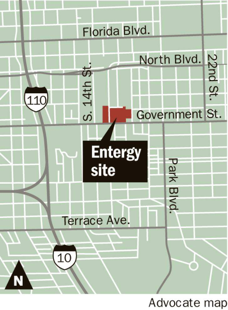 East Baton Rouge looking at mixed-use redevelopment options for Entergy site on Government St. _lowres
