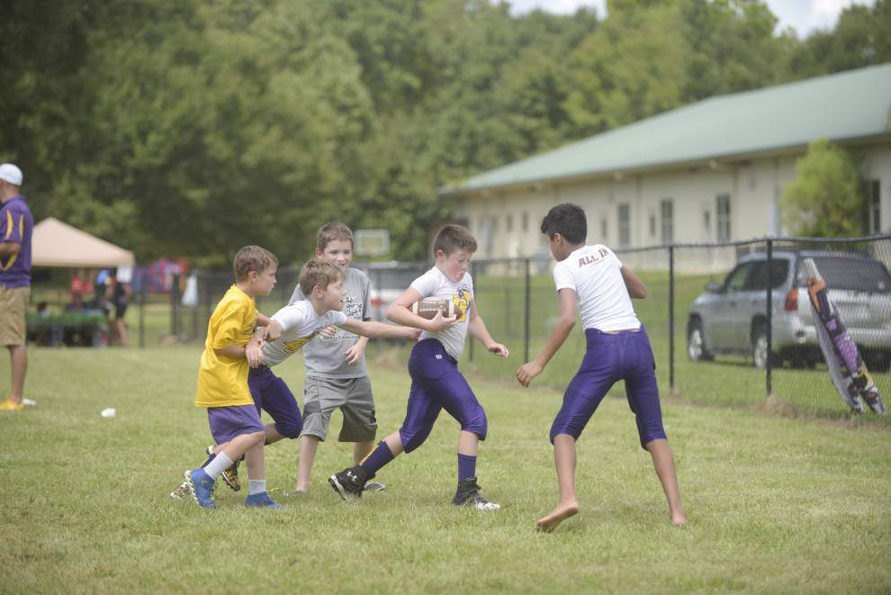 Yellow Jackets youth teams off to strong start against Bulldogs, Tigers _lowres