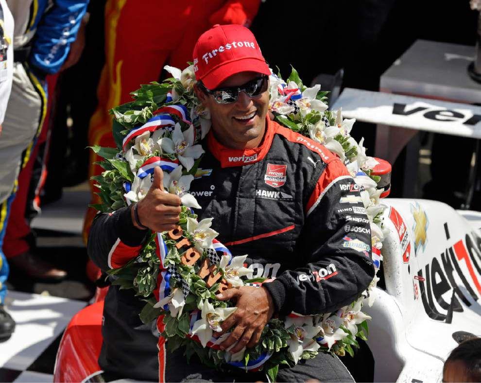 Juan Pablo Montoya claims second Indianapolis 500 title _lowres