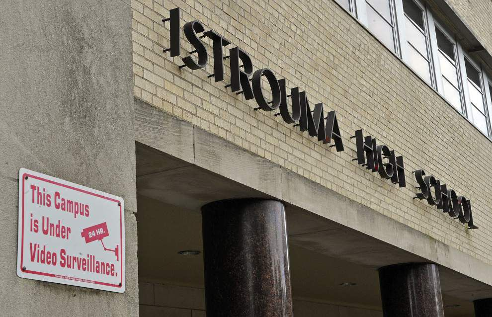 Drake: Reopening Istrouma High may take $17 million to $20 million, but he promises he won't go 'halfway' _lowres