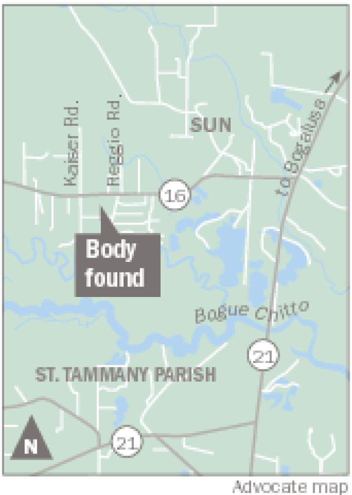 Body found in burned car in St. Tammany that matches one driven by missing Bogalusa woman _lowres