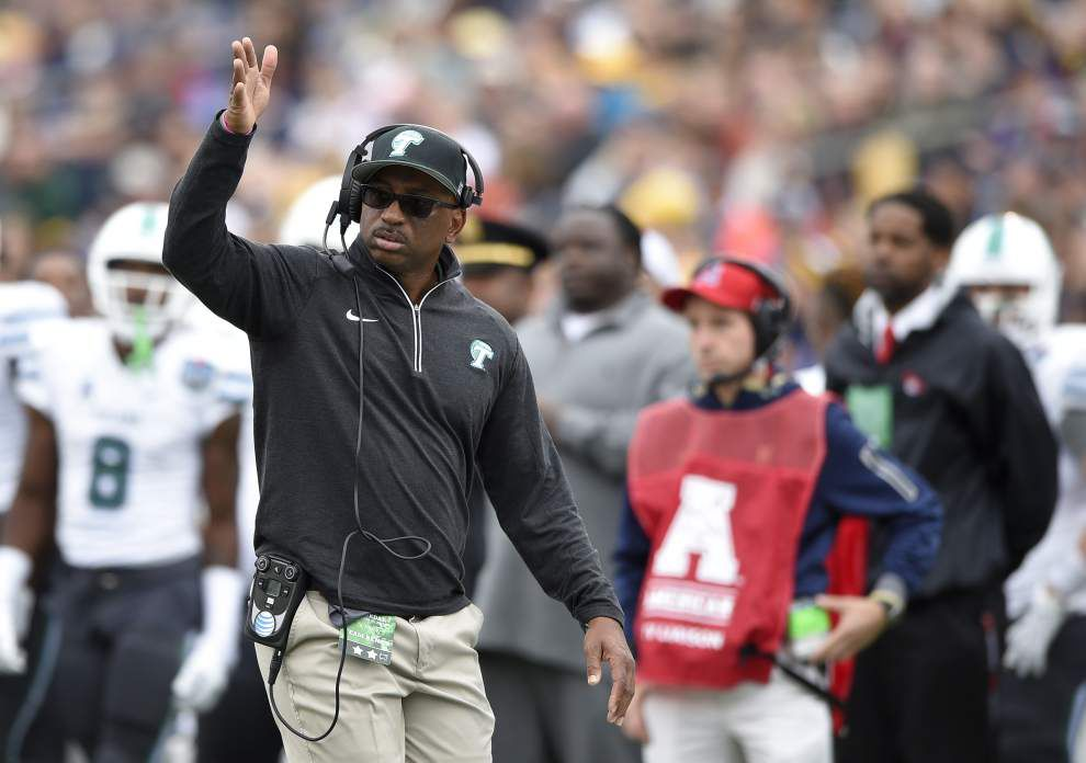 It's now or never for Tulane, Curtis Johnson to make move _lowres