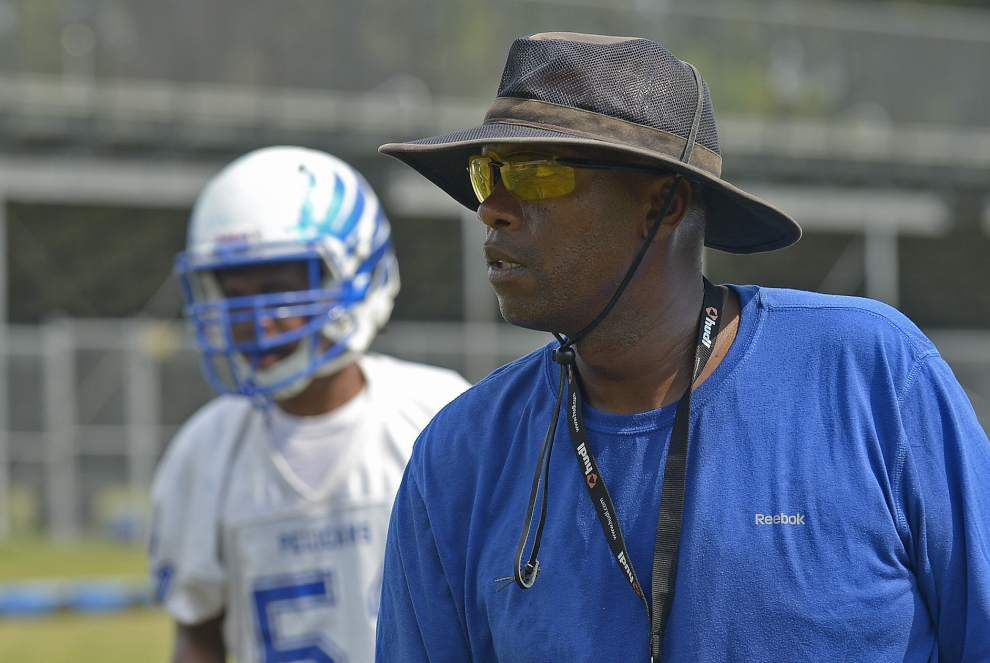 First-year Port Allen coach Nick Mitchell ready to gauge his team _lowres