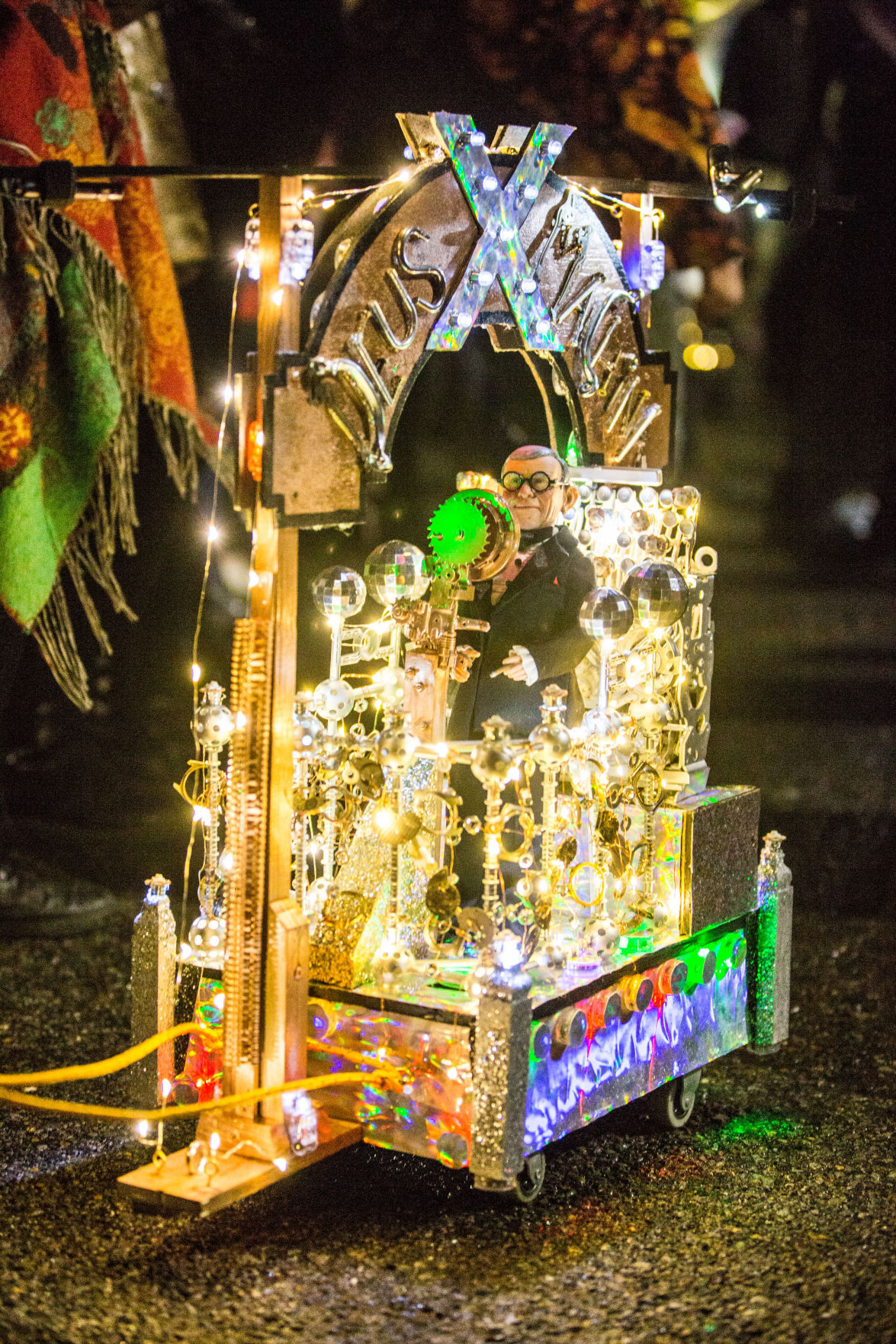 s Tenth annual tit Rex parade rolls through St Roch Saturday