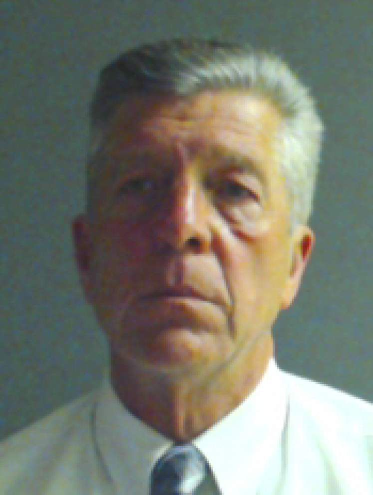St. Bernard President David Peralta indicted in Baton Rouge on campaign finance and perjury charges _lowres