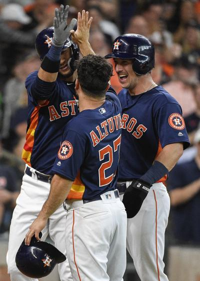 newest 0c28d 7264f He did what? Former LSU star Alex Bregman shaves mustache ...