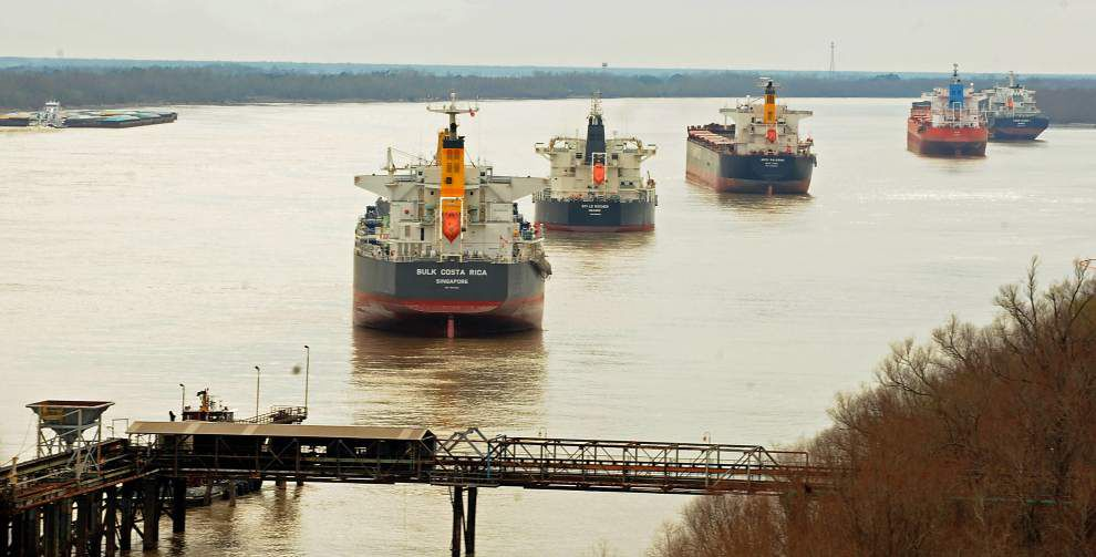 Hydrologist: No threat of Mississippi River floods so far _lowres