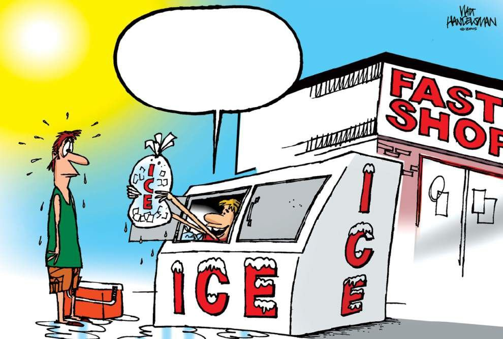 In Toon with Walt Handelsman: August Caption Contest _lowres