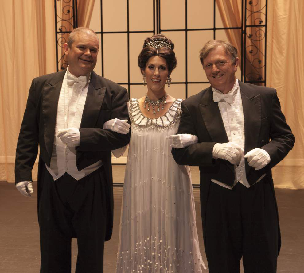 Shining 'My Fair Lady' portends a bright future for Jefferson Performing Arts' new theater _lowres