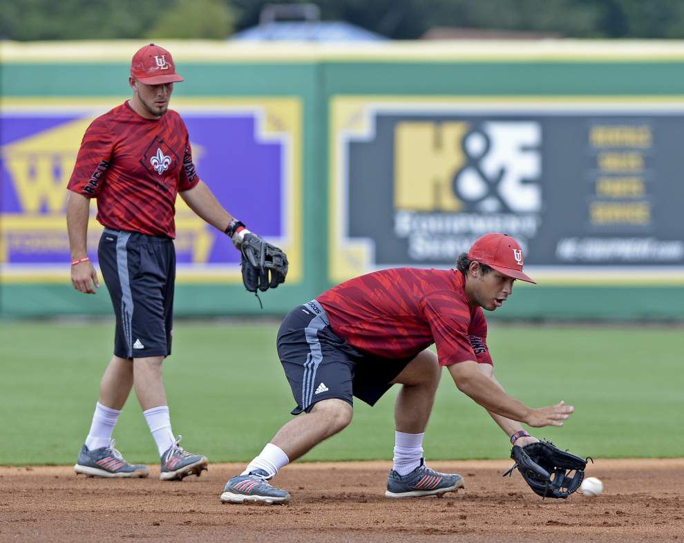 Cajuns infielder/outfielder Kennon Fontenot learning to slow it down _lowres