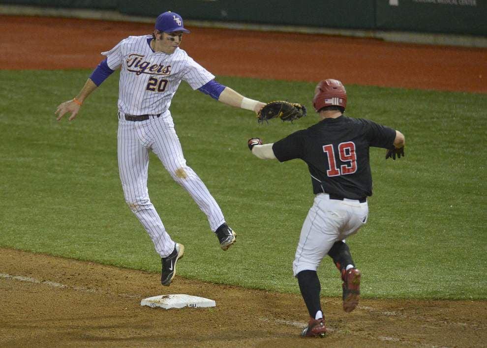 LSU baseball postgame: Tigers defeat Nicholls State 5-3 _lowres