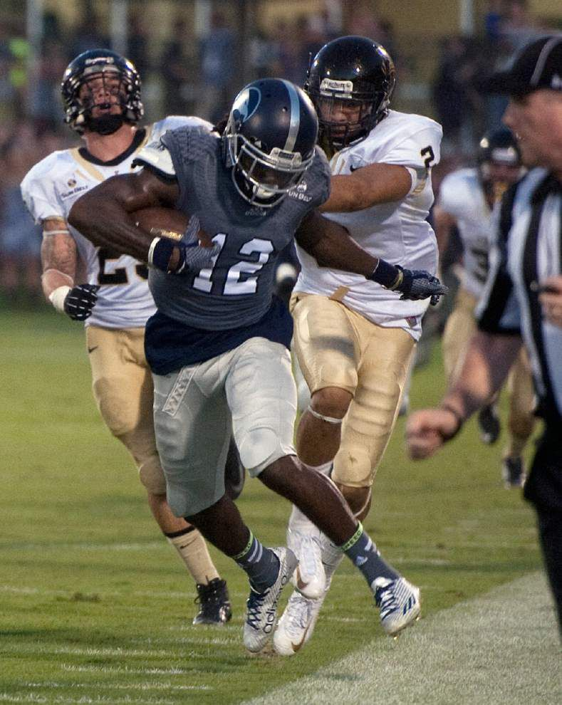Around the Sun Belt: Georgia Southern's Eagles keep soaring _lowres