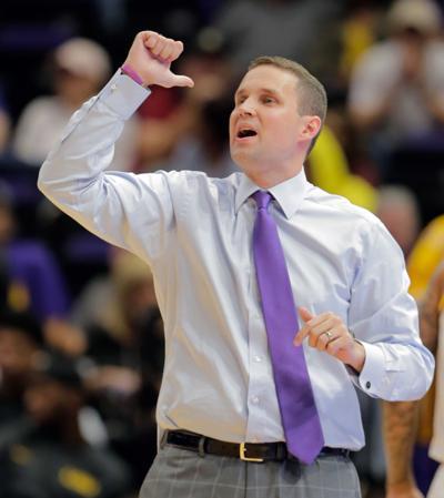 Will Wade: LSU hosts Southeastern basketball (copy)