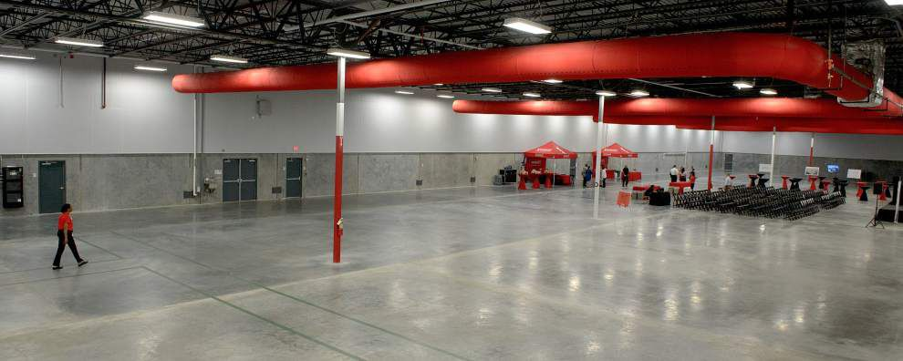 Zatarain's doubles the size of its Gretna manufacturing facility, celebrates 80,000-square-foot expansion _lowres