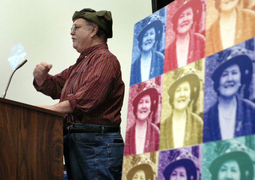 Baton Rouge broadcaster, musician Bob Neese dies _lowres