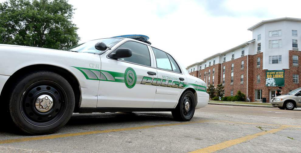 SLU Police Department riddled with low morale _lowres