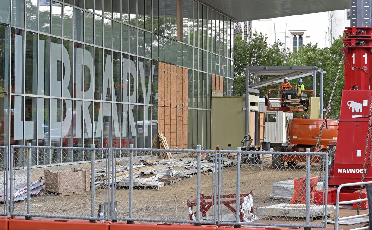 Downtown Baton Rouge library repairs to take 8 months, cost