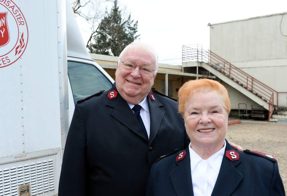 Salvation Army seeks relief for men's shelter _lowres