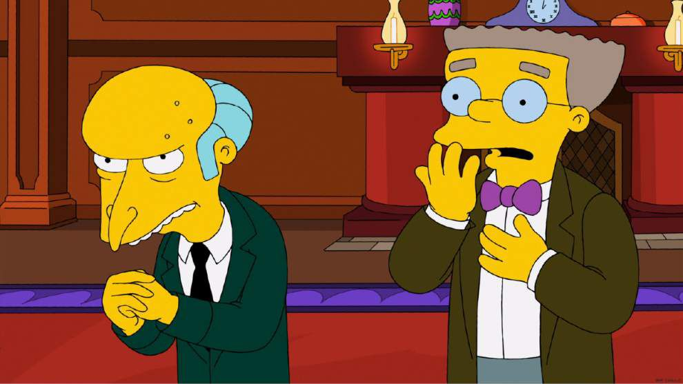 D'oh! Is 'The Simpsons' parting company with Harry Shearer? _lowres