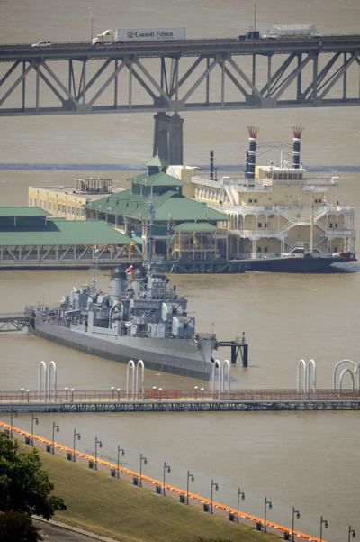 Belle of Baton Rouge riverboat casino