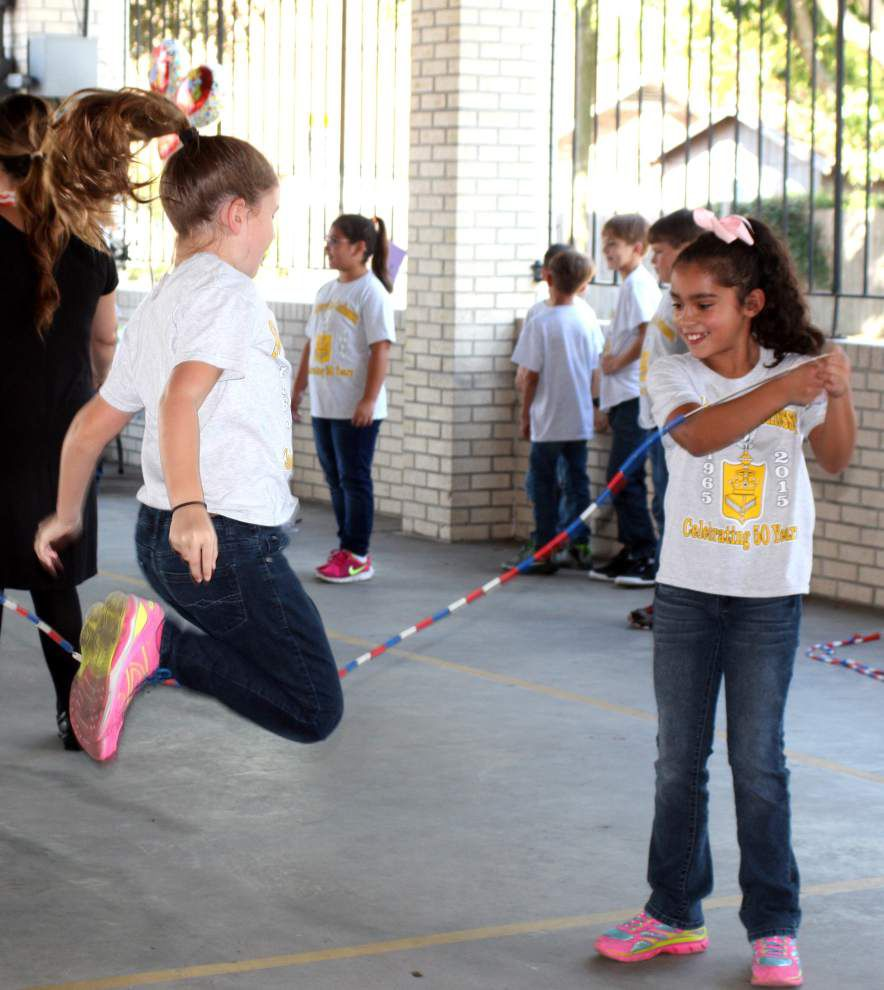 St. Edward the Confessor School celebrates 50 years _lowres