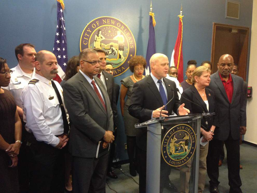 Live video: Mayor Mitch Landrieu gives end-of-year press conference _lowres