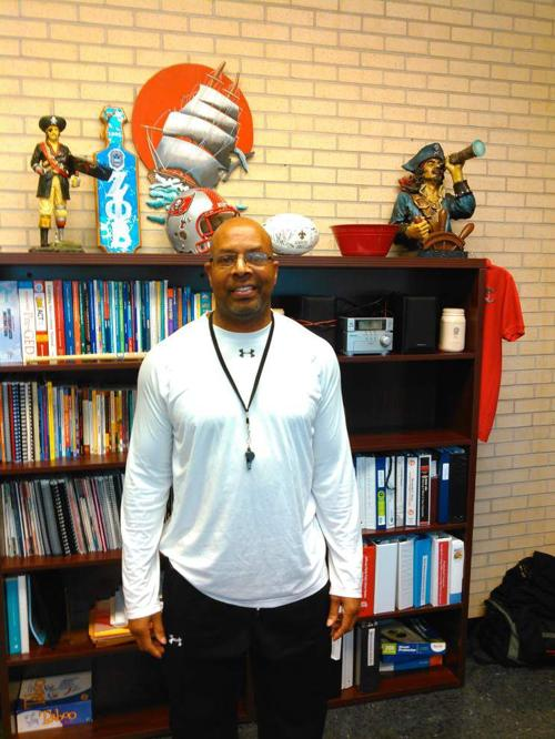 Cyril Crutchfield hired as the new football coach at West Jefferson _lowres