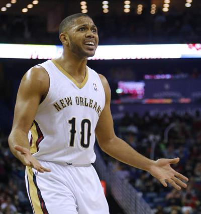 Eric Gordon to miss Pelicans' Monday night game with Nets _lowres