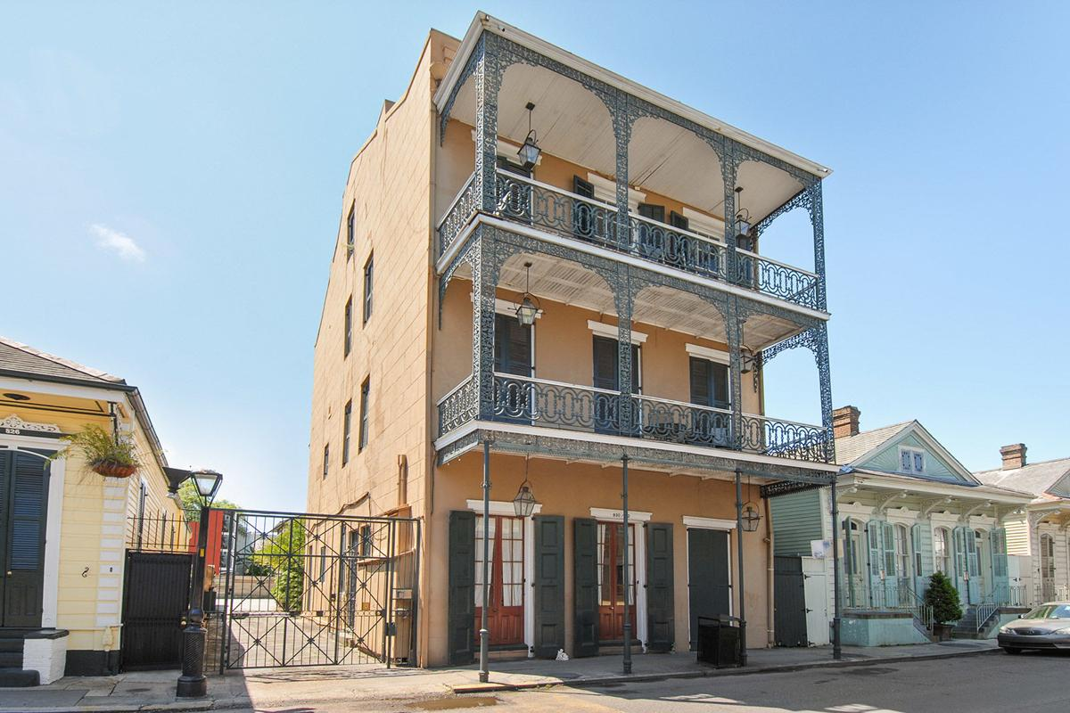 830 St. Philip St., Unit A in the French Quarter