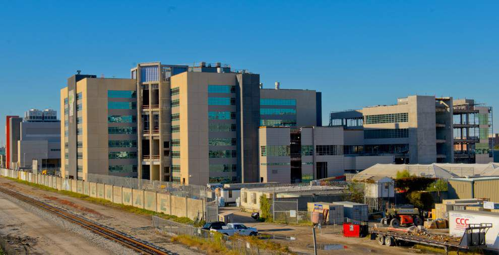 Jail expert: Orleans Parish Prison inmates may need to be housed in other parishes if new facility isn't ready next month _lowres