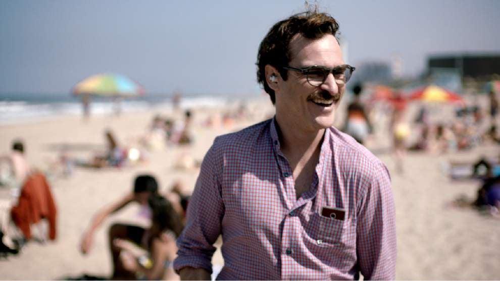 Joaquin Phoenix reboots in 'Her' _lowres