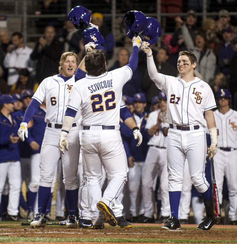 LSU opens season with win over Kansas _lowres
