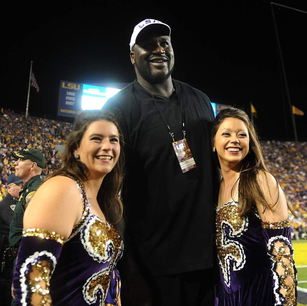 Update Shaquille O Neal says he was only joking that LSU paid
