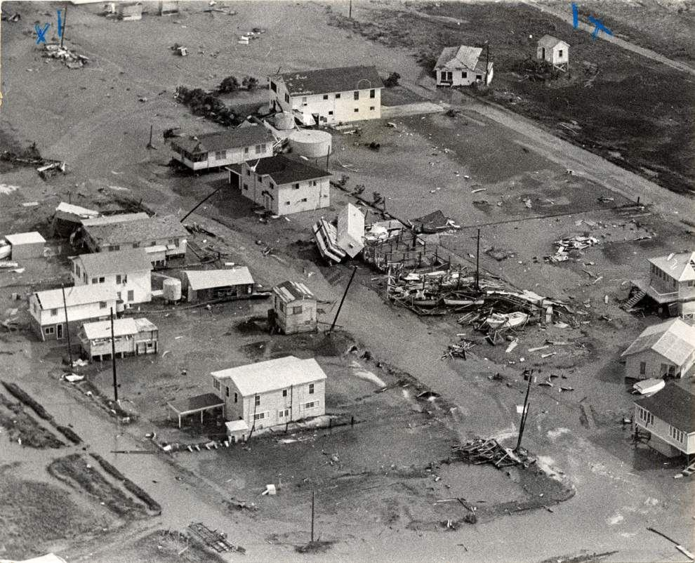 50 years ago, Hurricane Betsy offered a foretaste of Katrina's destruction _lowres