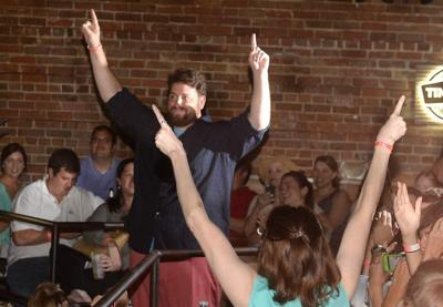 Check out the menu: 'Food Network Star' finalist Jay Ducote brings 'Too Many Cooks' pop-up dinner to Tin Roof tap room _lowres