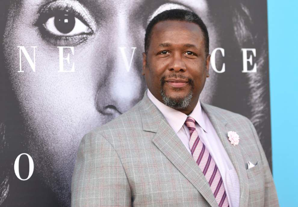Police report: Wendell Pierce hits woman after following group to their hotel room _lowres