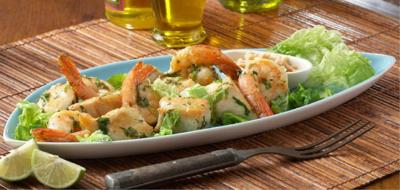 Asian Chicken and Shrimp _lowres