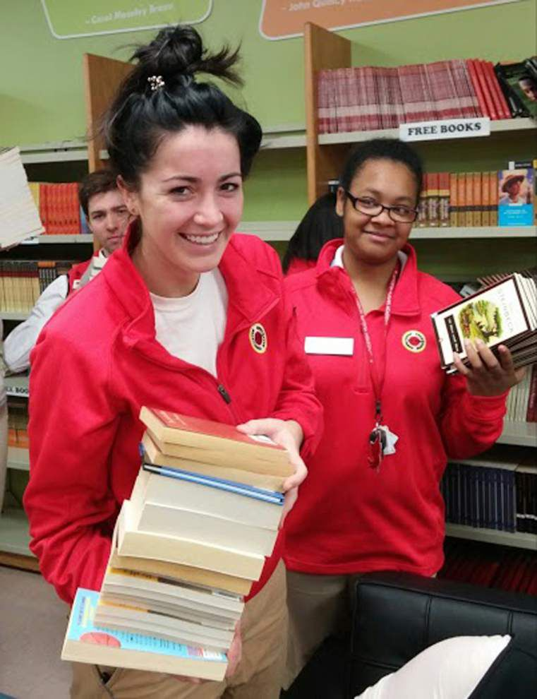 City Year New Orleans holds MLK service day _lowres